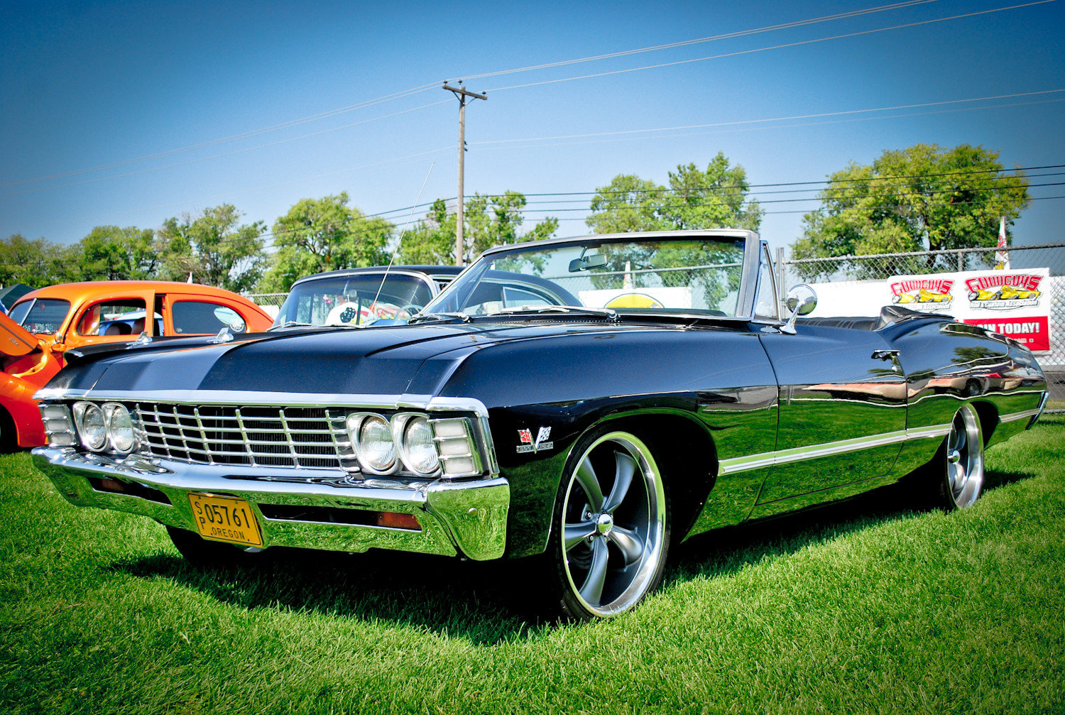 67 Impala Ss For Sale >> the nicest pro touring 67 Impala SS drop top you'll see...
