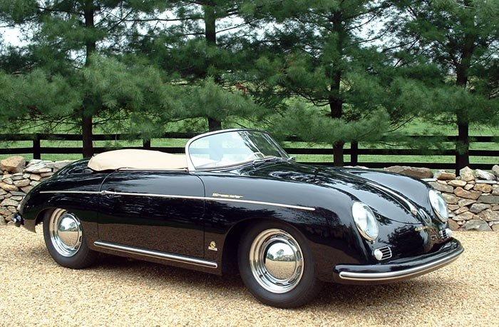 Excellently Restored 1955 Porsche 356