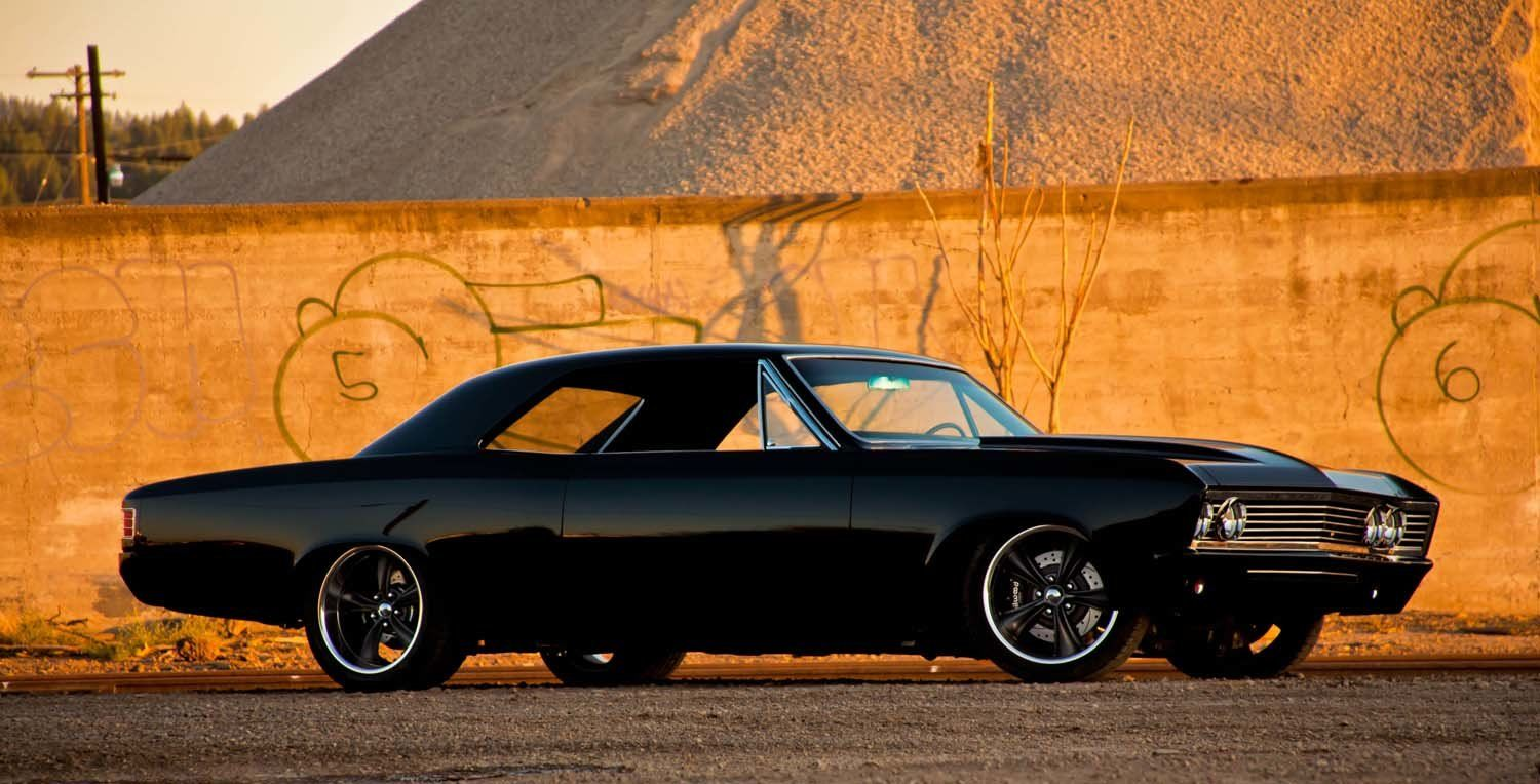 The Sickness - 1967 Chevelle OCD Customs
