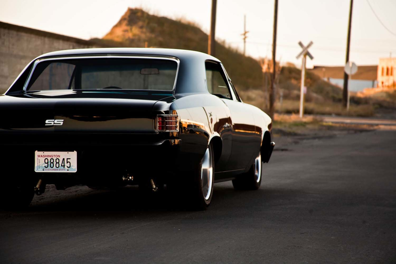 1967 Muscle Car - Chevelle