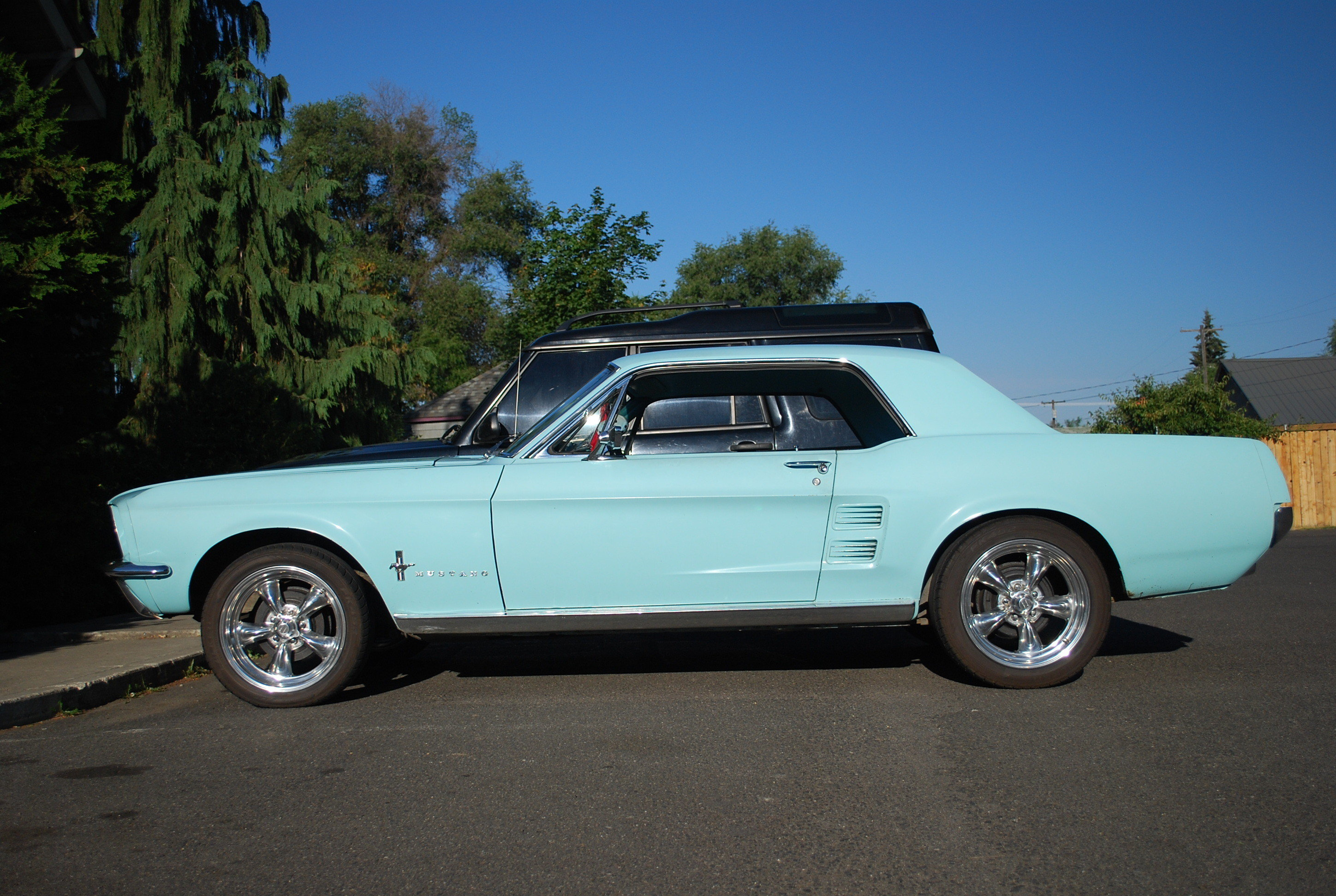 My First Classic Car - My 1967 Mustang