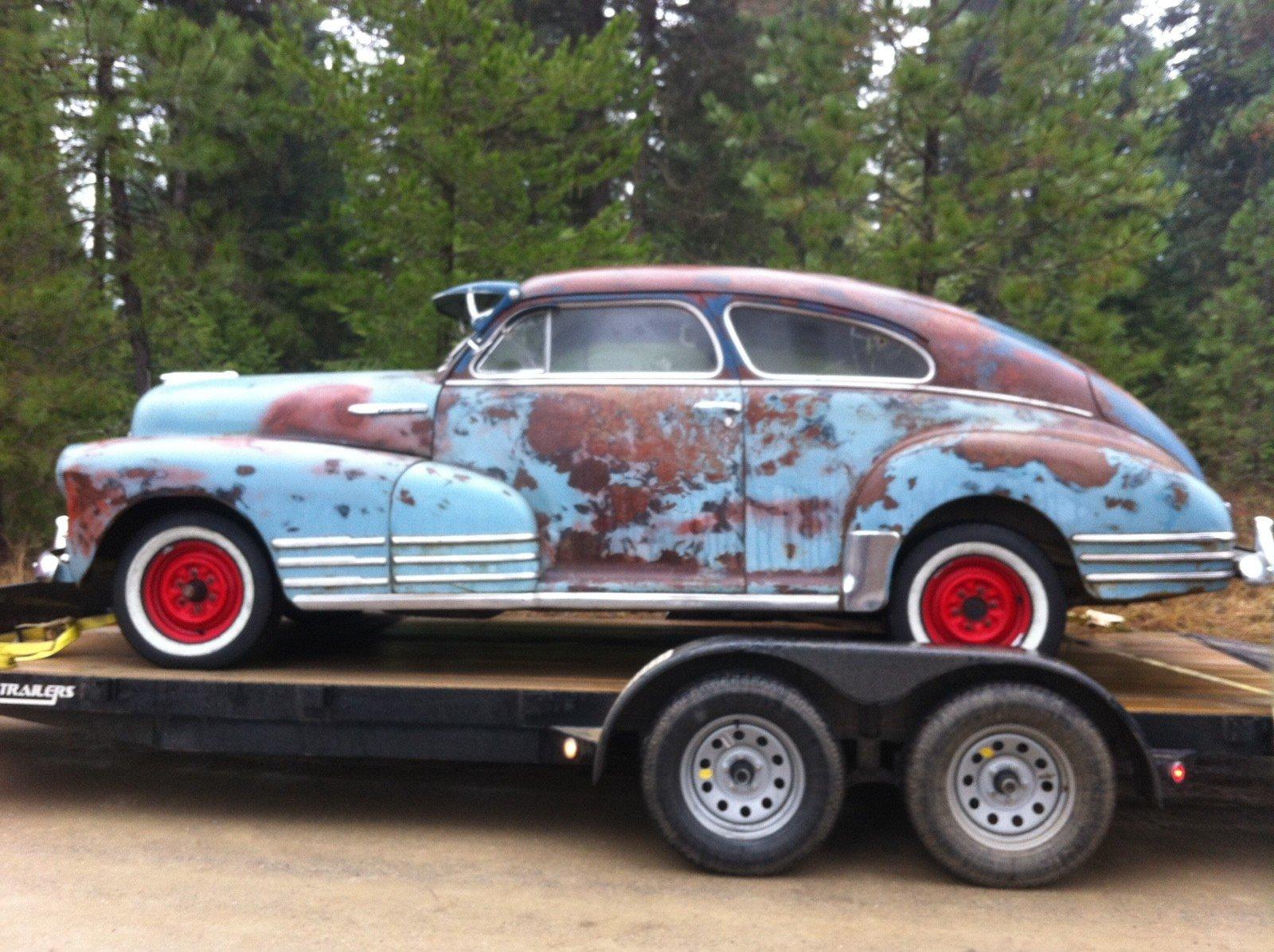1947 chevy fleetline autos post for 1947 chevy fleetline 4 door