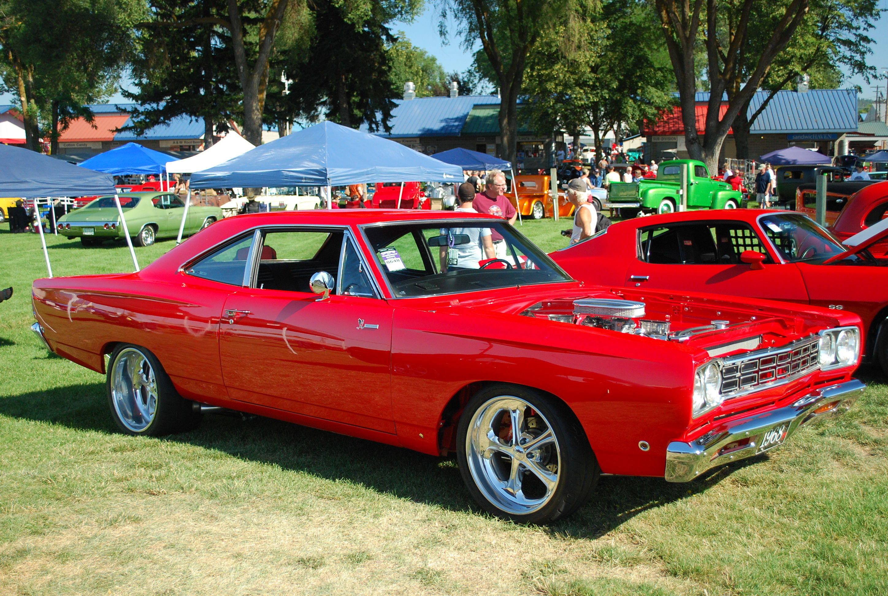 1868 Plymouth Roadrunner