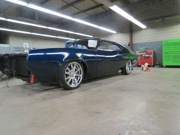Pro Touring 71 Torino Is Off To A Great Start