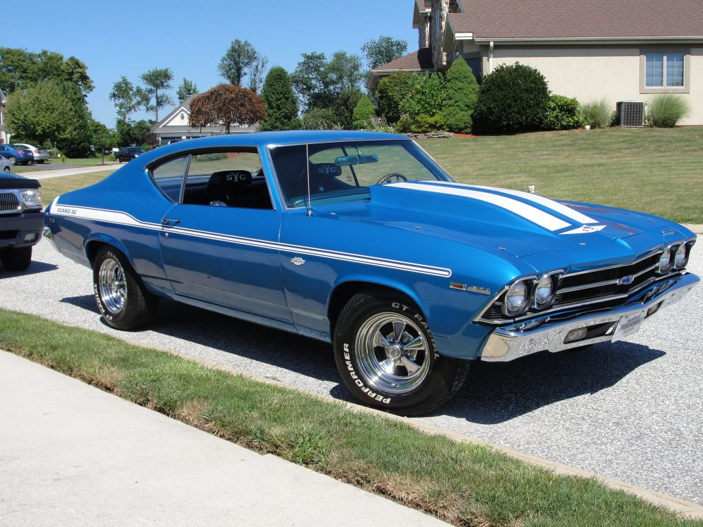 Yenko Knew How To Cut A Mean Muscle Car 1969 Chevelle Ss