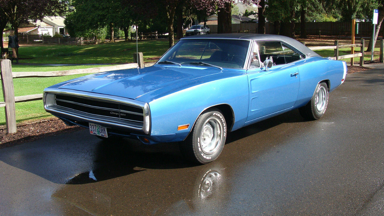 Charger 500 - The Race Inspired 1969 and 1970 Special ...