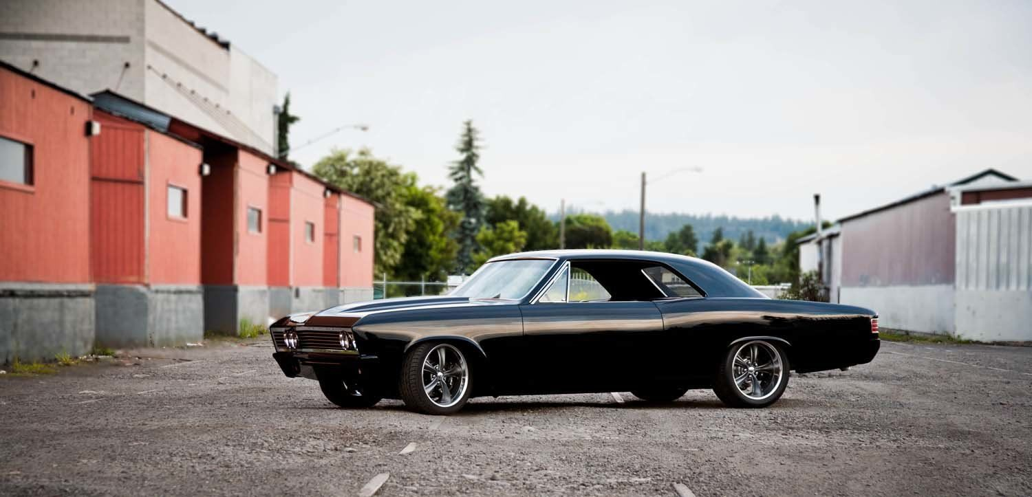 Perfect Muscle Car