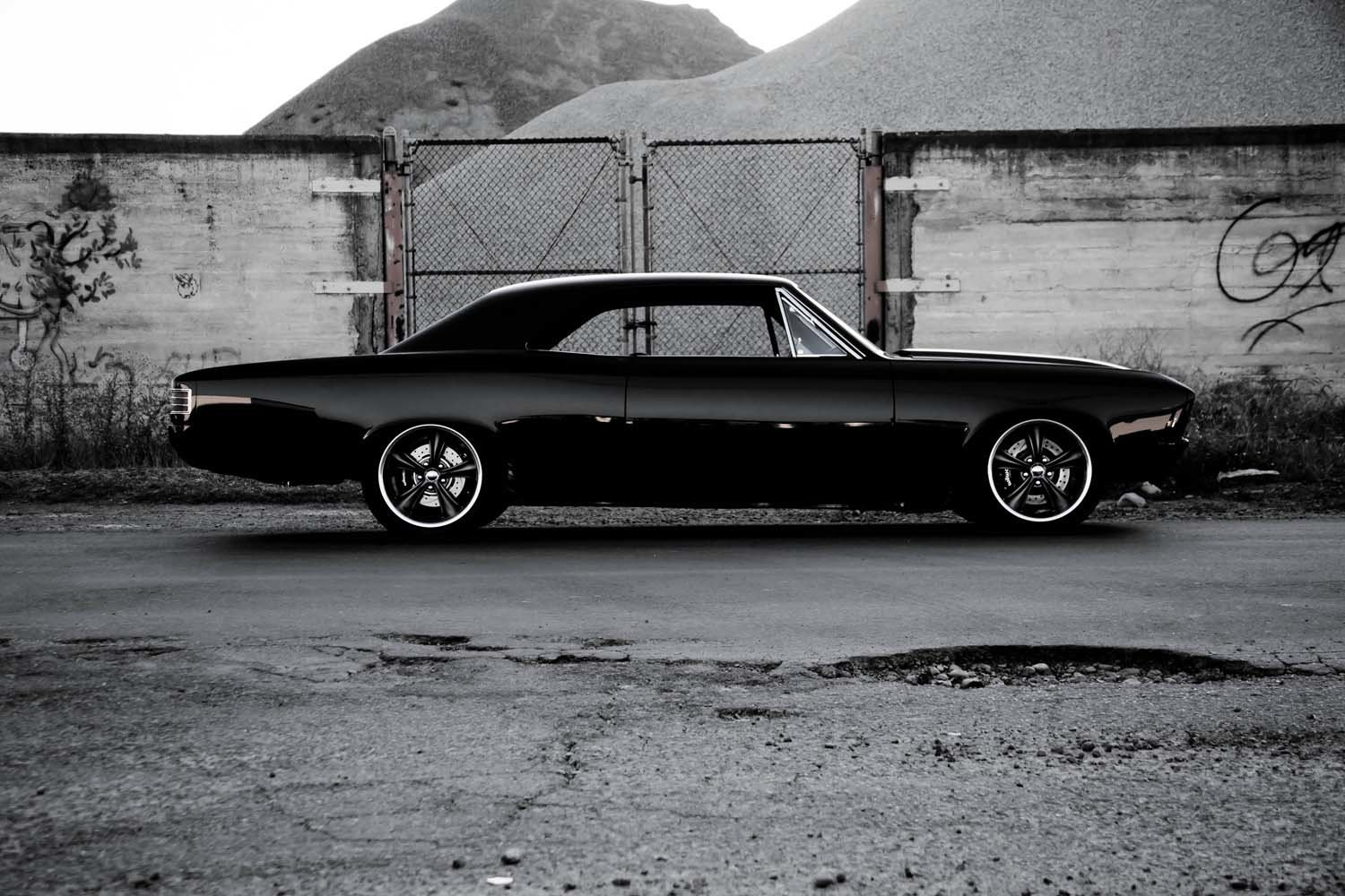 Sickness Chevelle Muscle Car