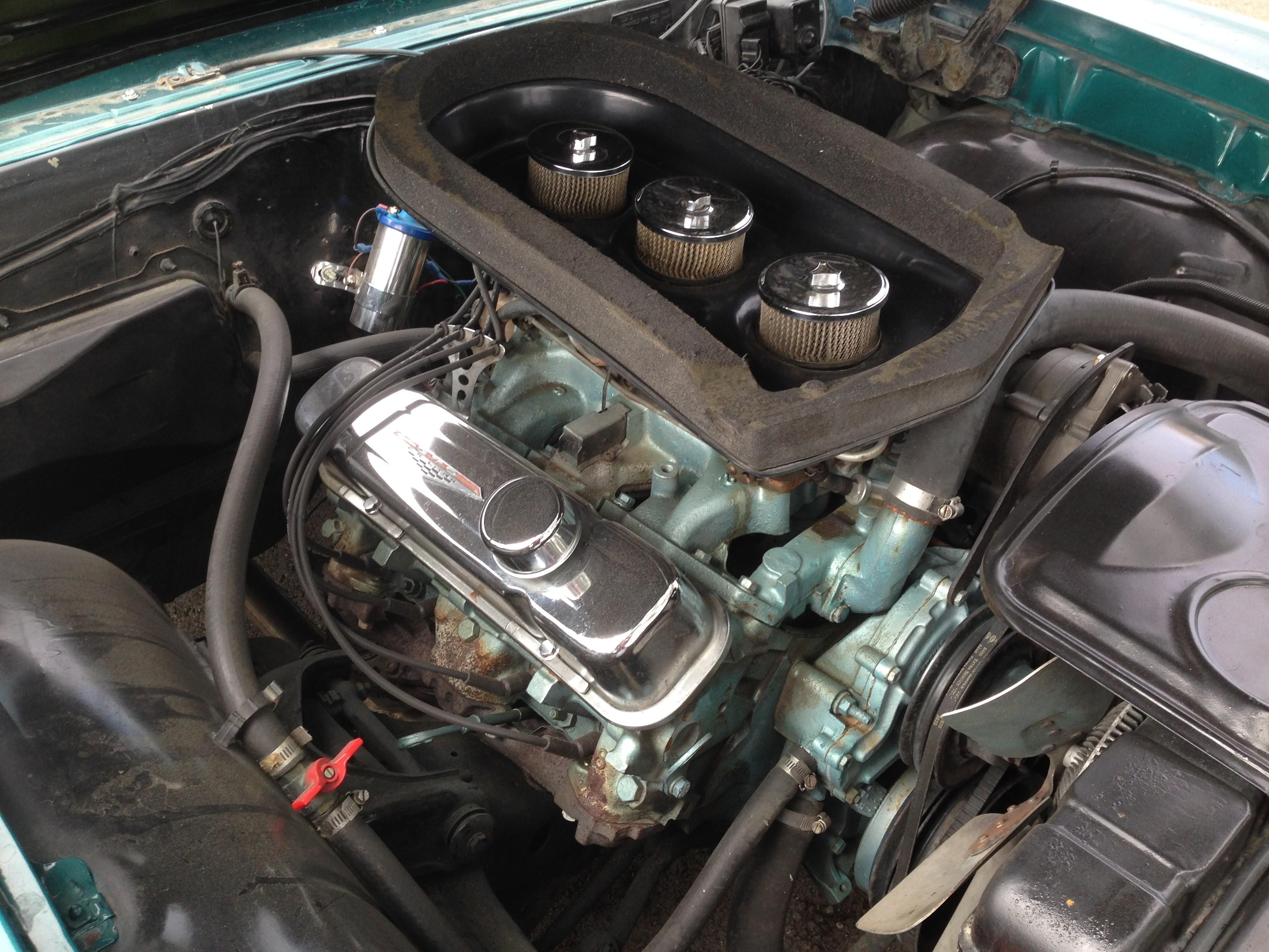 Tri Power GTO