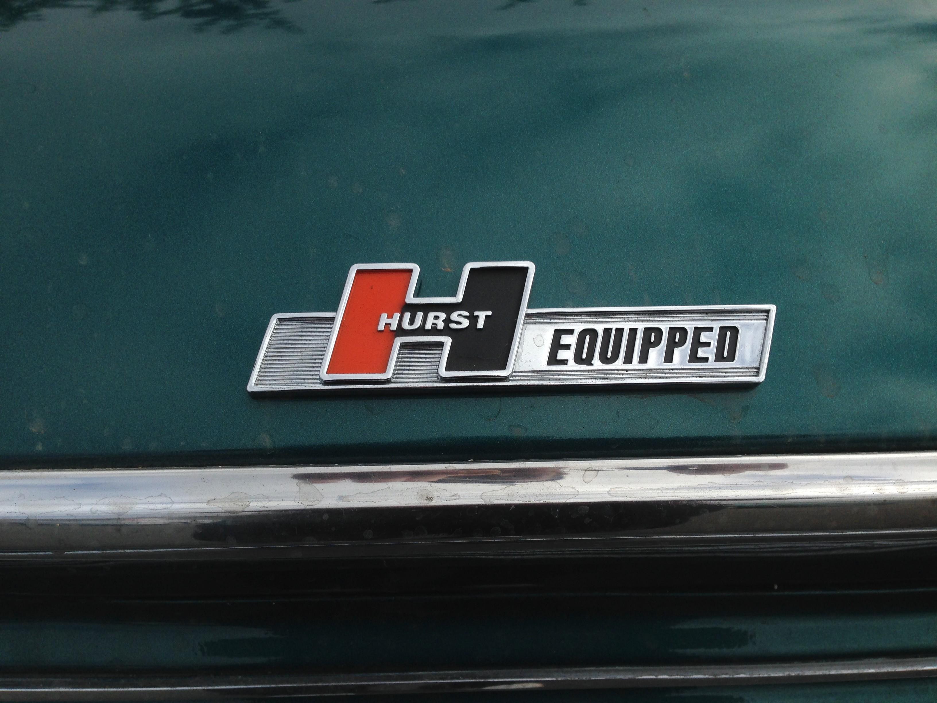 Hurst Edition GTO