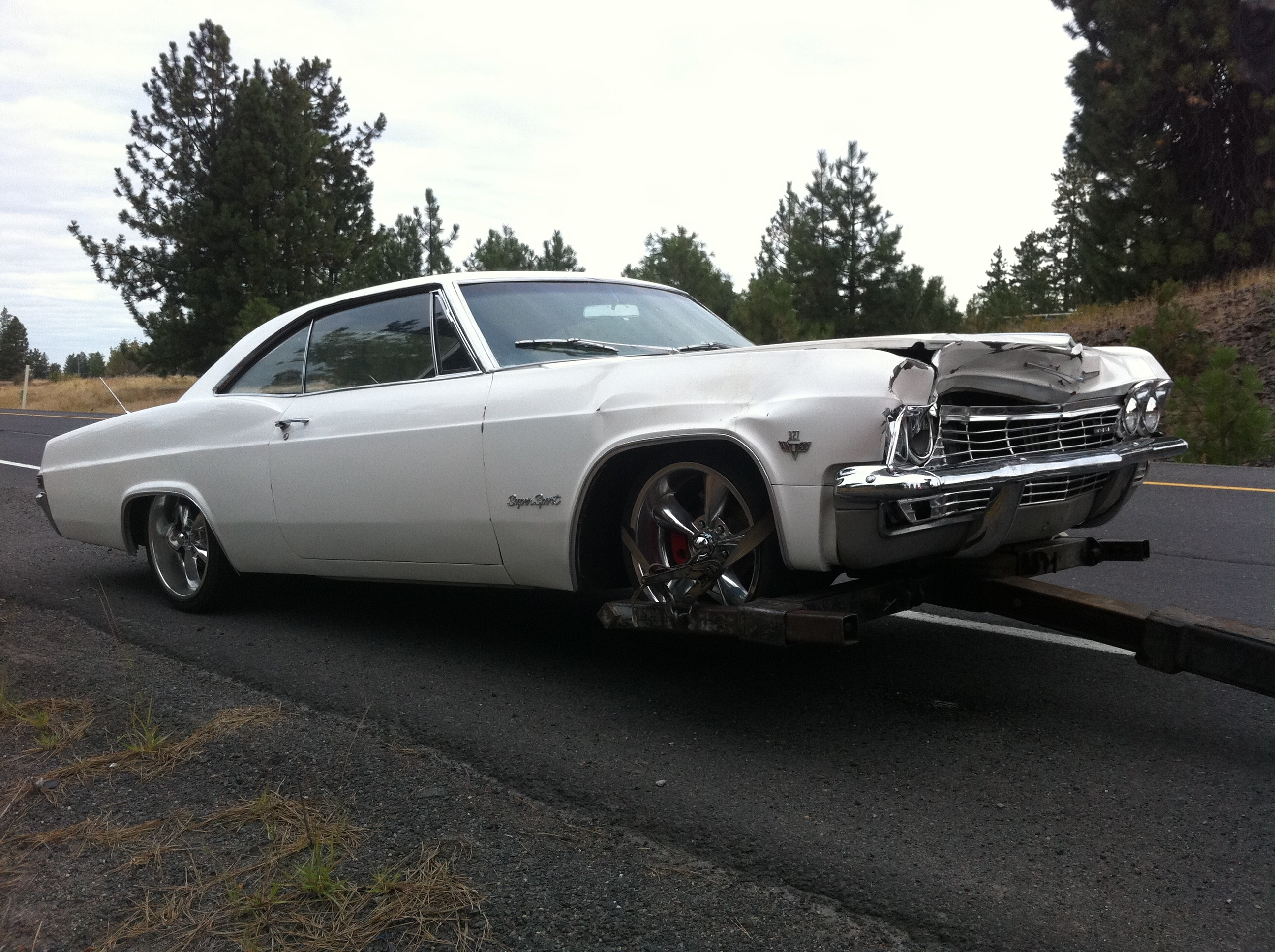 Build Thread Nick S 1965 Impala Super Sport