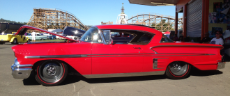 Mild Custom 1958 Impala