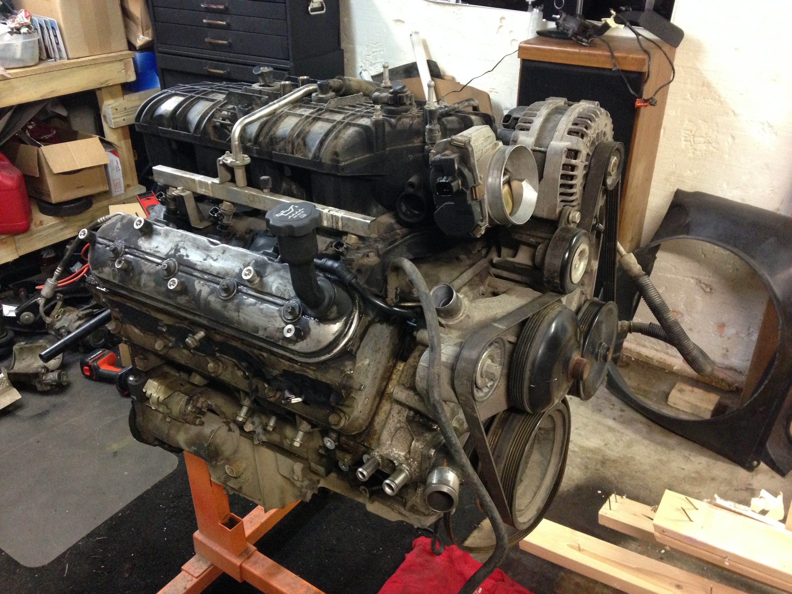 similiar impala engine swap keywords project ls swap 1965 impala ss