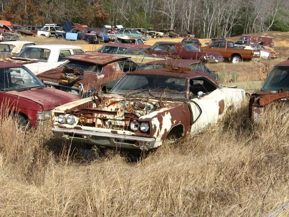 Abandoned Charger
