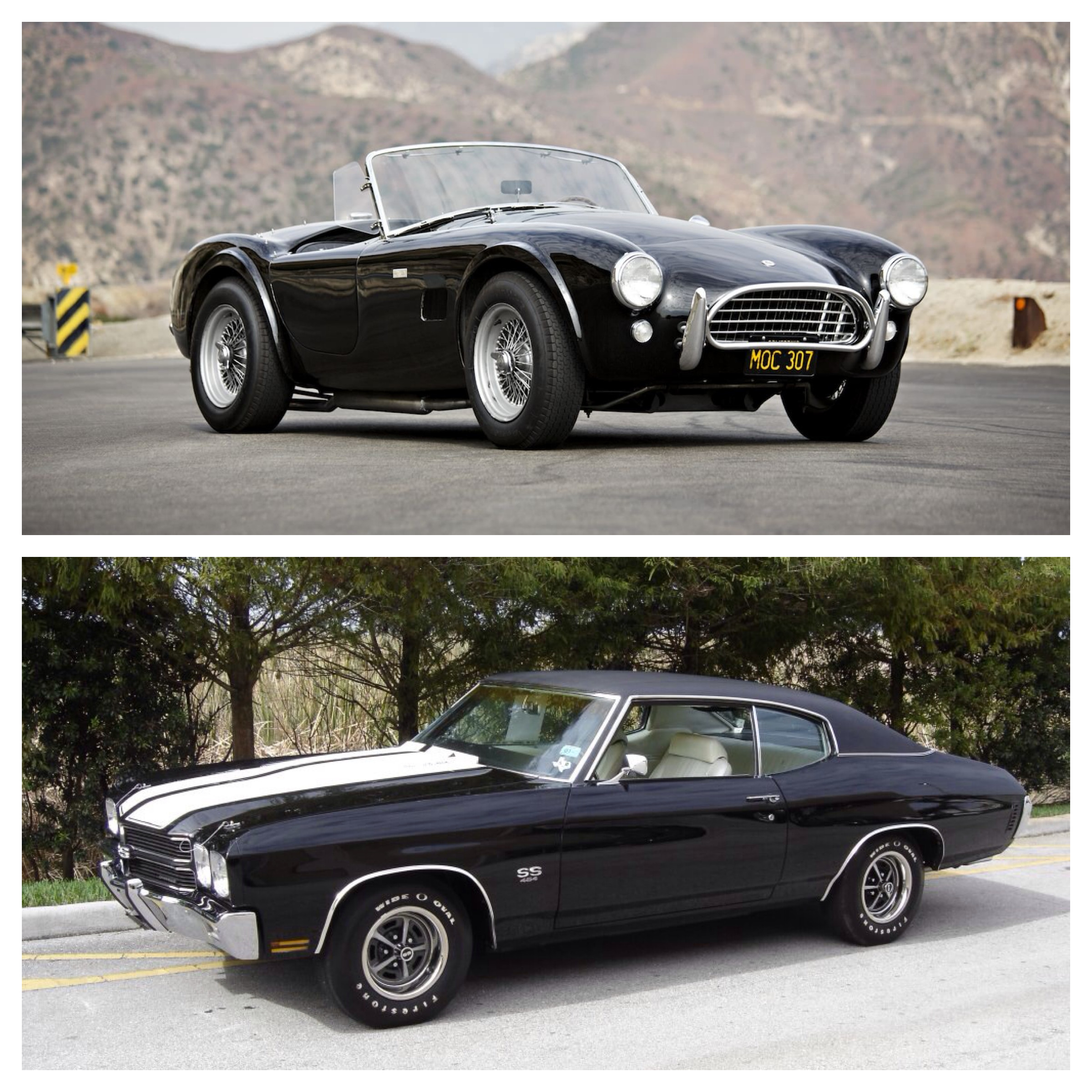 Cobra vs Chevelle