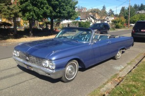 1962 Ford Sunliner