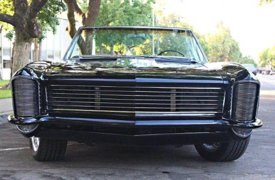 If Buick made a Riviera Convertible in 65 it would look like this