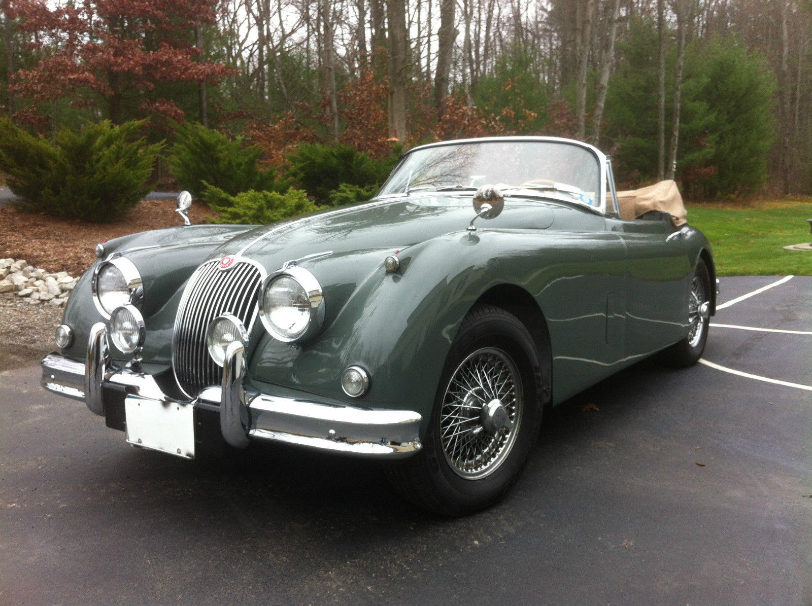 Desirable Jaguar XK150 is Becoming Harder To Find