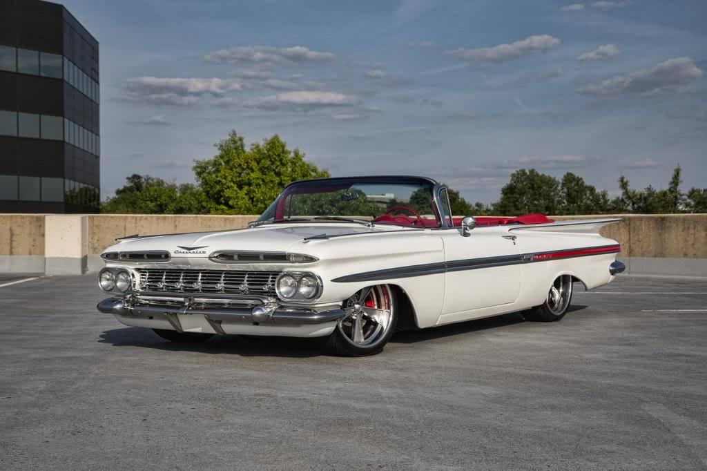 Pro Touring Impala For Sale