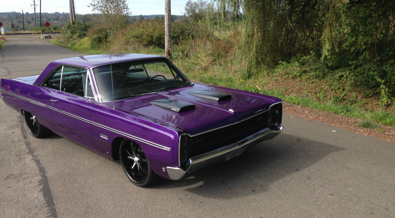 Pro Touring Cars For Sale >> Pro Touring '68 Plymouth Fury 3 w/ Factory Big Block 383