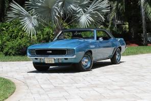 1969 Camaro COPO