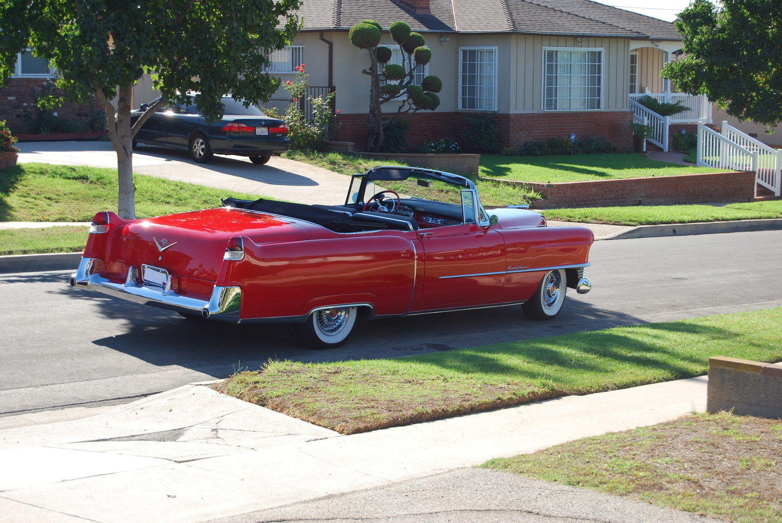 Sweet 1954 Cadillac Deville Series 62 Convertible Is Cherry Coupe 54