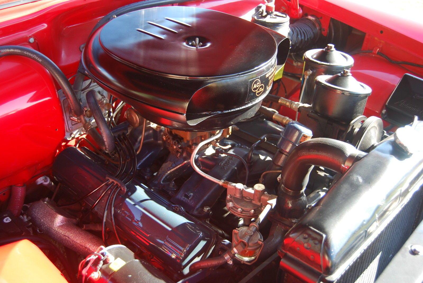 Cadillac Engine on Cadillac 365 Engine