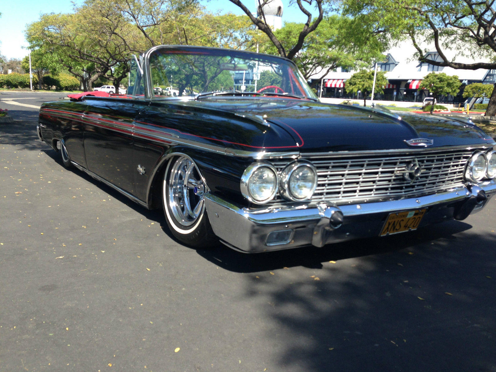 62 Ford Galaxie XL