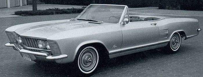 1963 Riviera Convertible