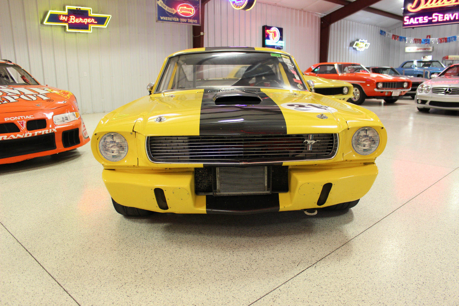 66 Shelby Front