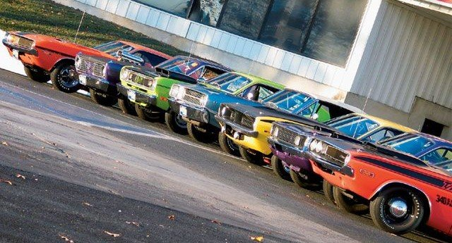 Buick Gs For Sale >> Finally: A Fair Muscle Car Shootout With All The Usual ...