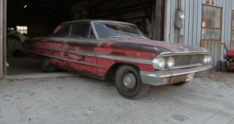 1964 Galaxie 500 XL