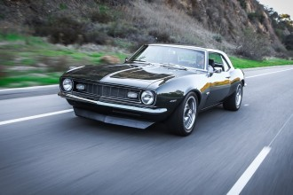 Have You Seen Tim Allen's 1968 Camaro 427 COPO?