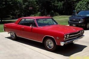 1965 Chevelle l-79