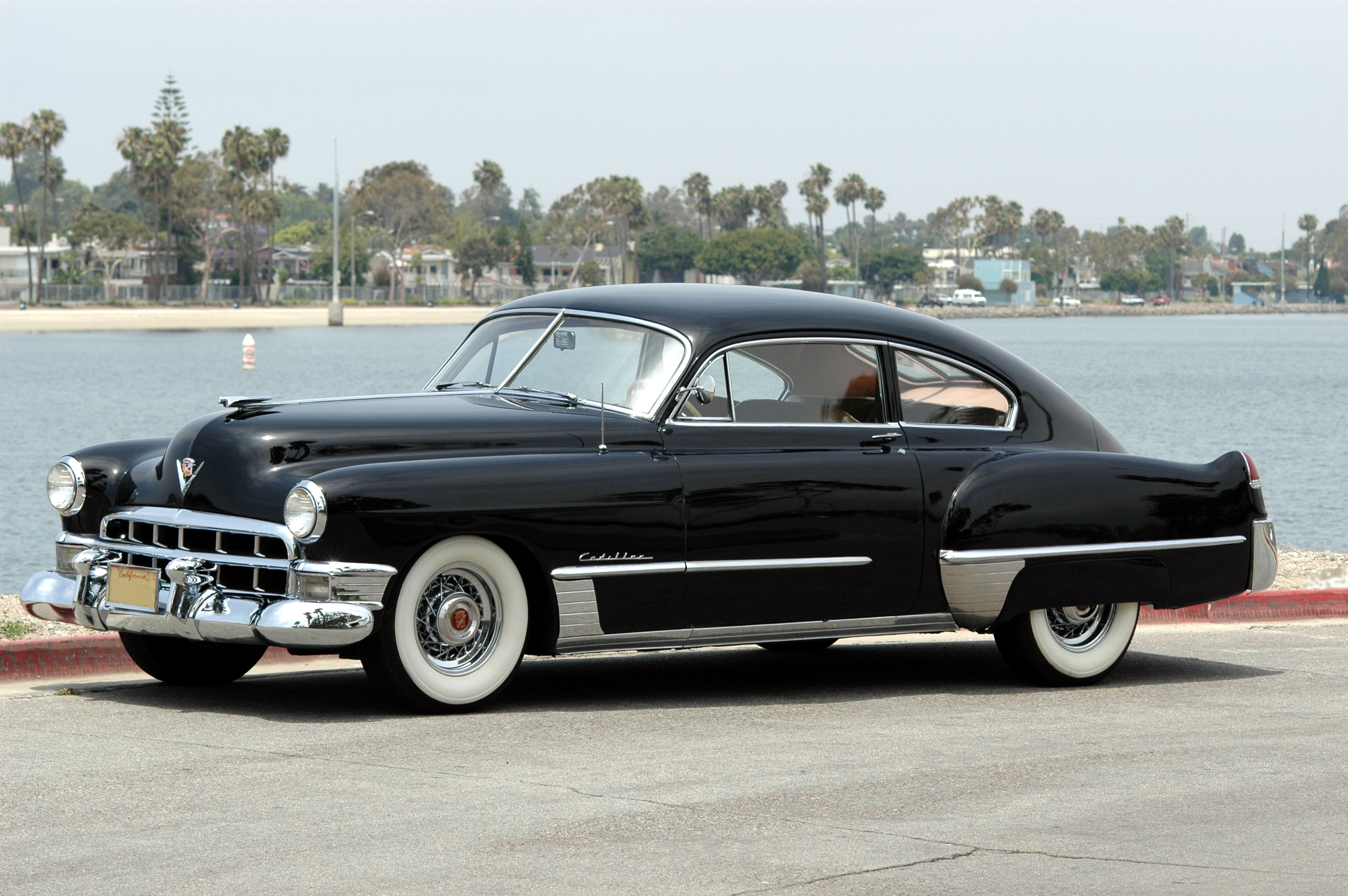 The iconic Cadillac Series 62 from 1949 might be the best looking Cadillac ever made.