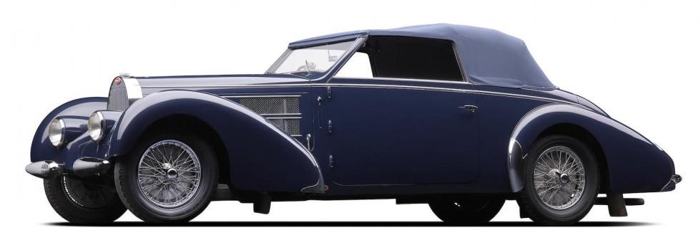 1938 Bugatti Type 57C Convertible
