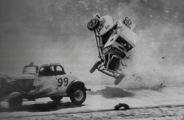 The Worst Vintage Race Car Crashes [VIDEO]