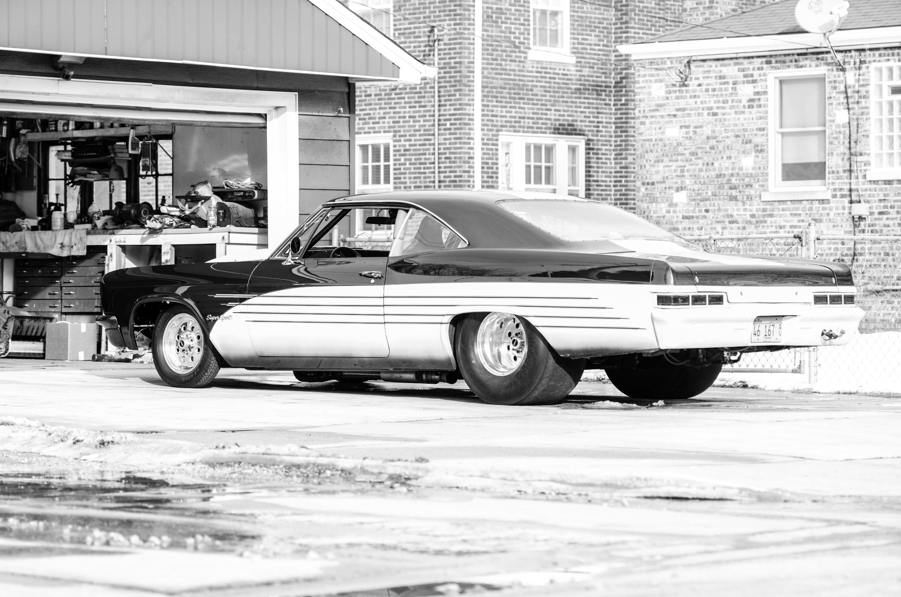 Throwback or filter? Hot Rod 1966 Chevy Impala