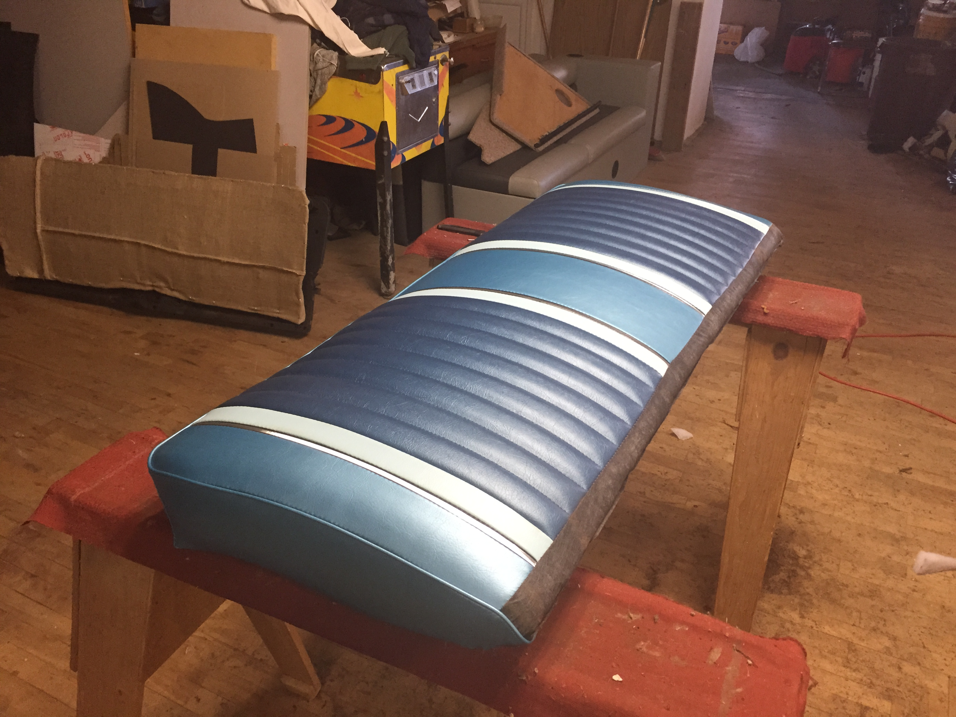 Galaxie Upholstery