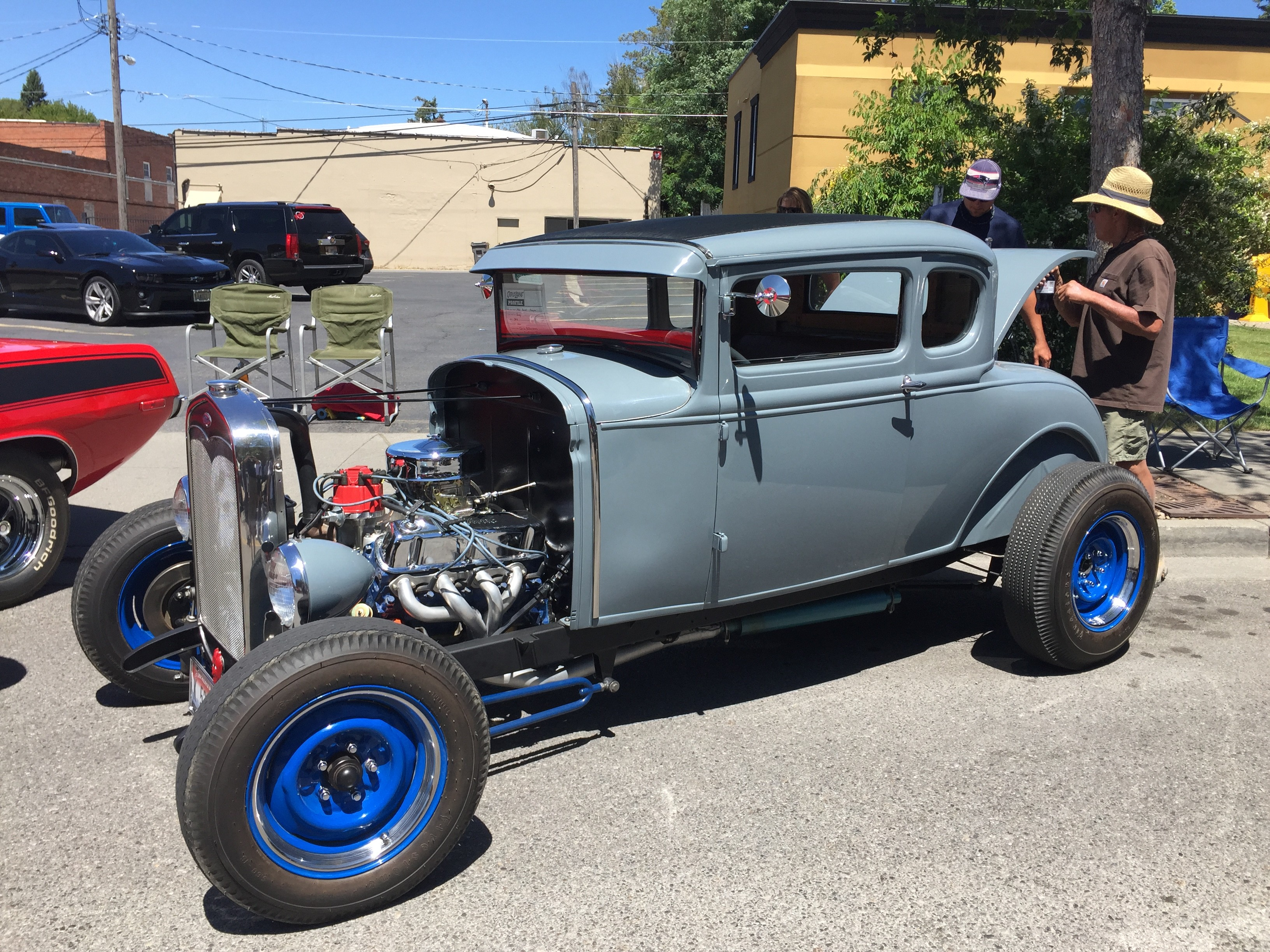 Car d Lane Hot Rod
