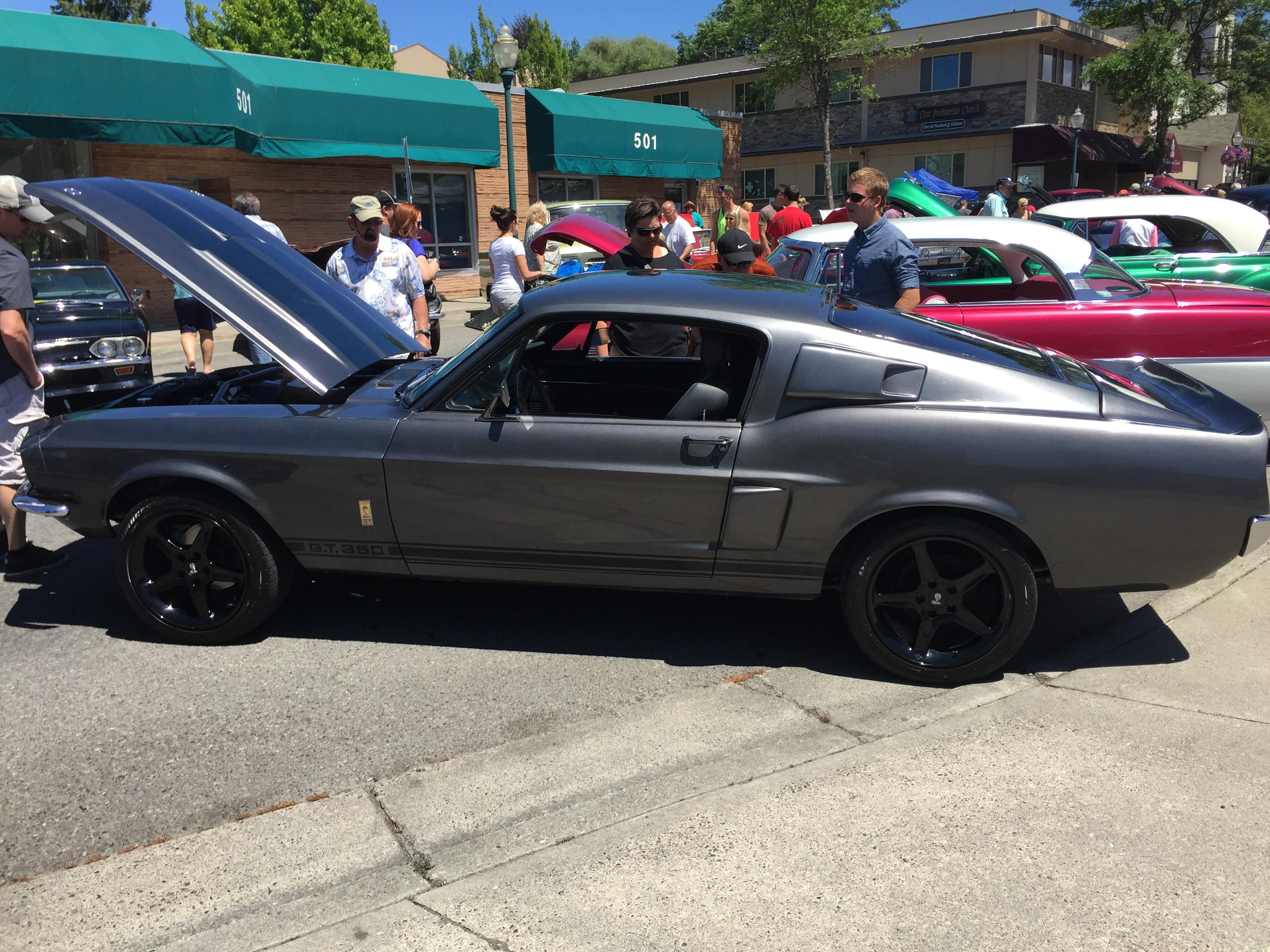 Car D Lane Pro Touring Mustang