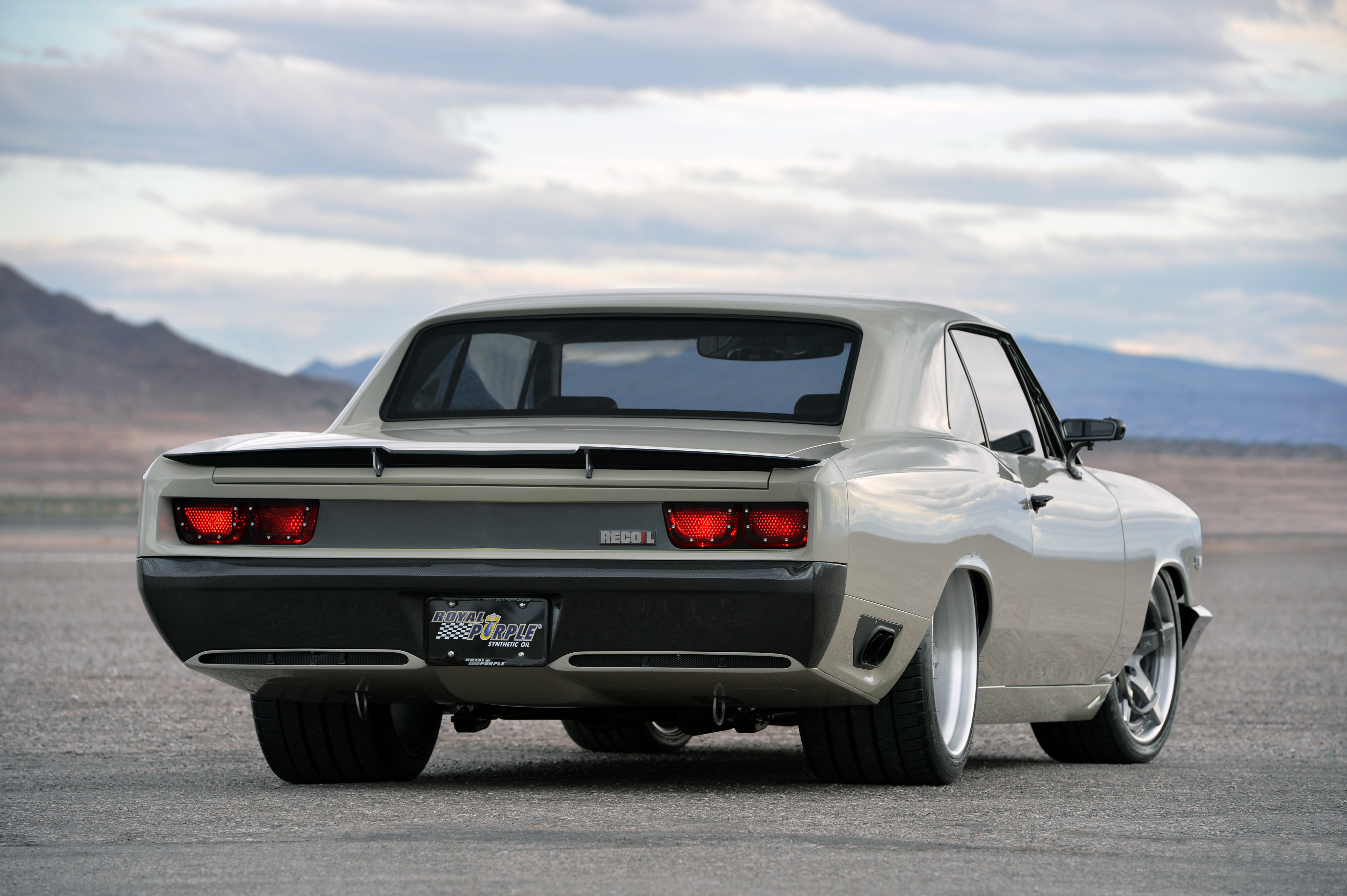 The Ringbrothers didn't invent pro touring; they perfected it.