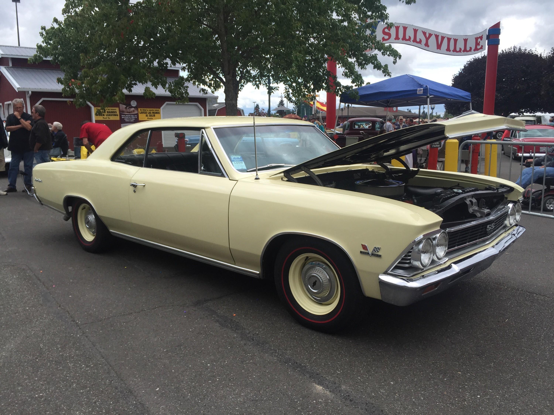 Bone stock '66 Chevelle