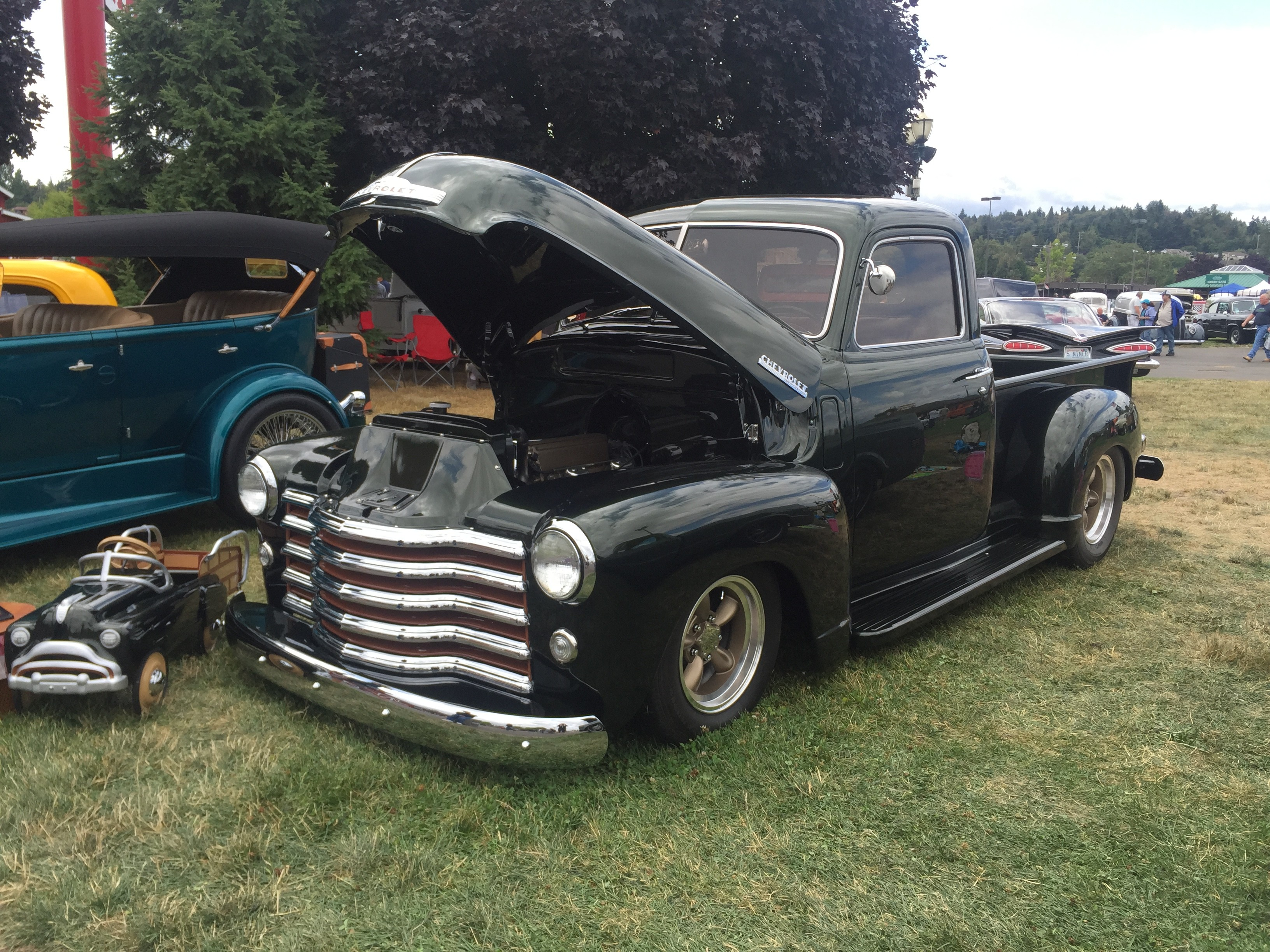 1948 Chevy Thriftmaster Pickup