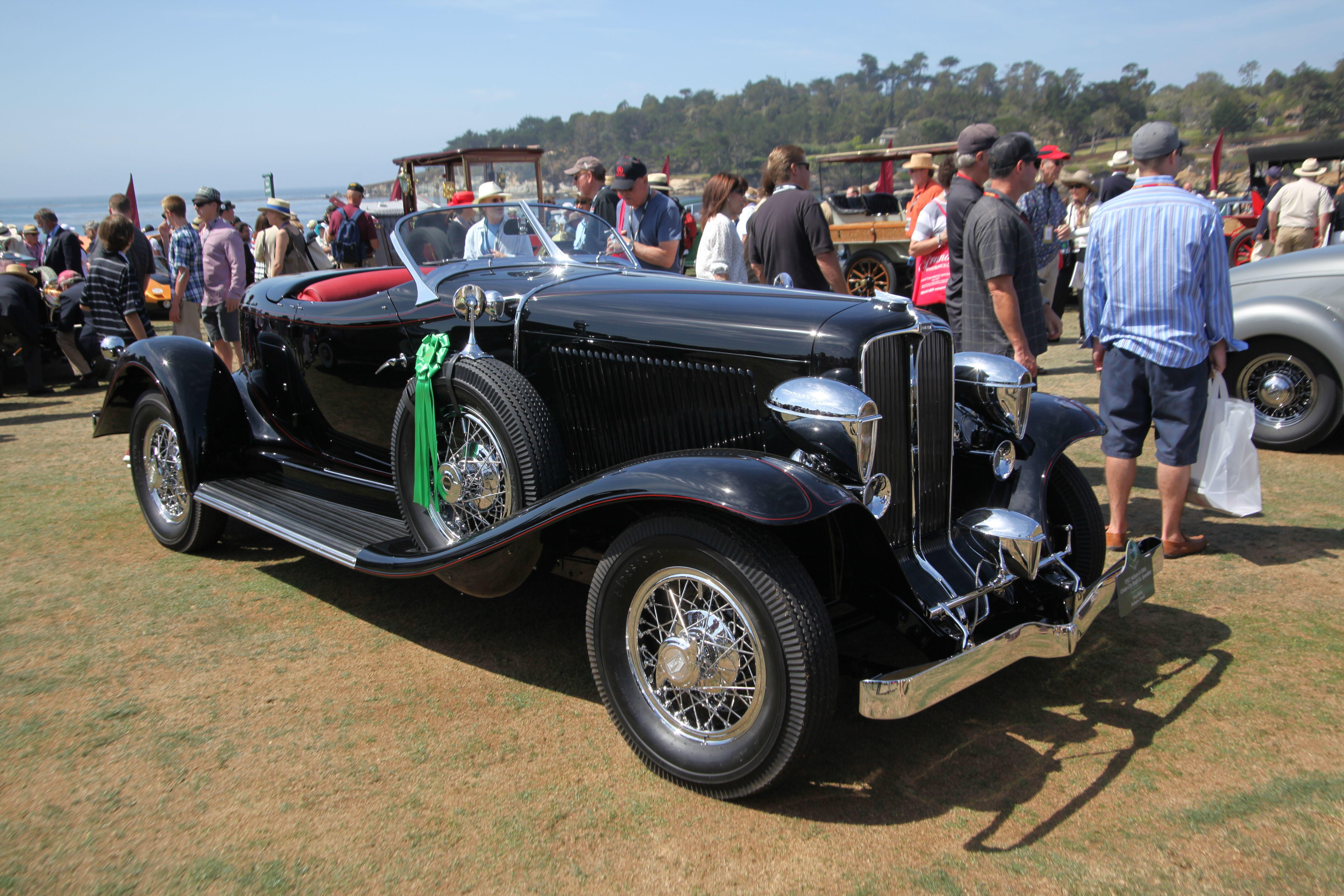 An Inside Look At Dawn Patrol at the Pebble Beach Concours d'Elegance