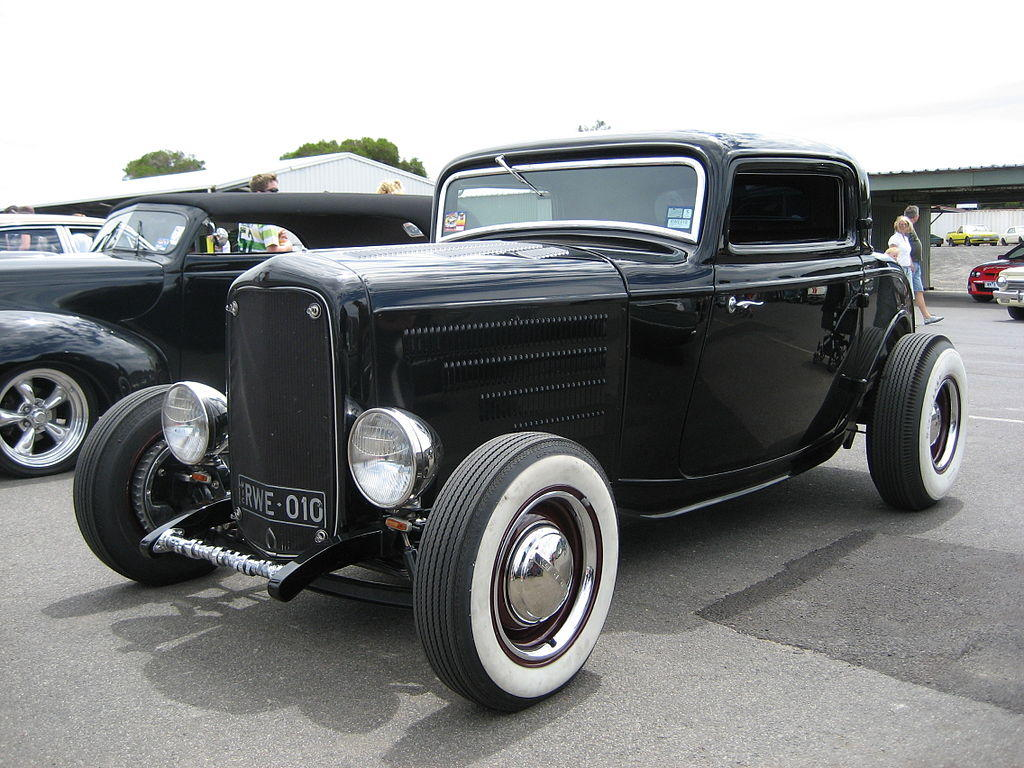 Traditional '32 Ford 3 Window Hot Rod
