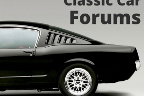 Classic Car Forums