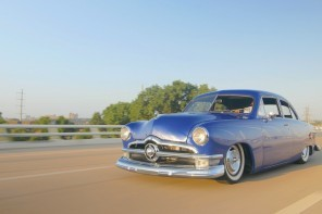 Classic 1949 Ford Tudor Hotrod is perfect blend of vintage and modern