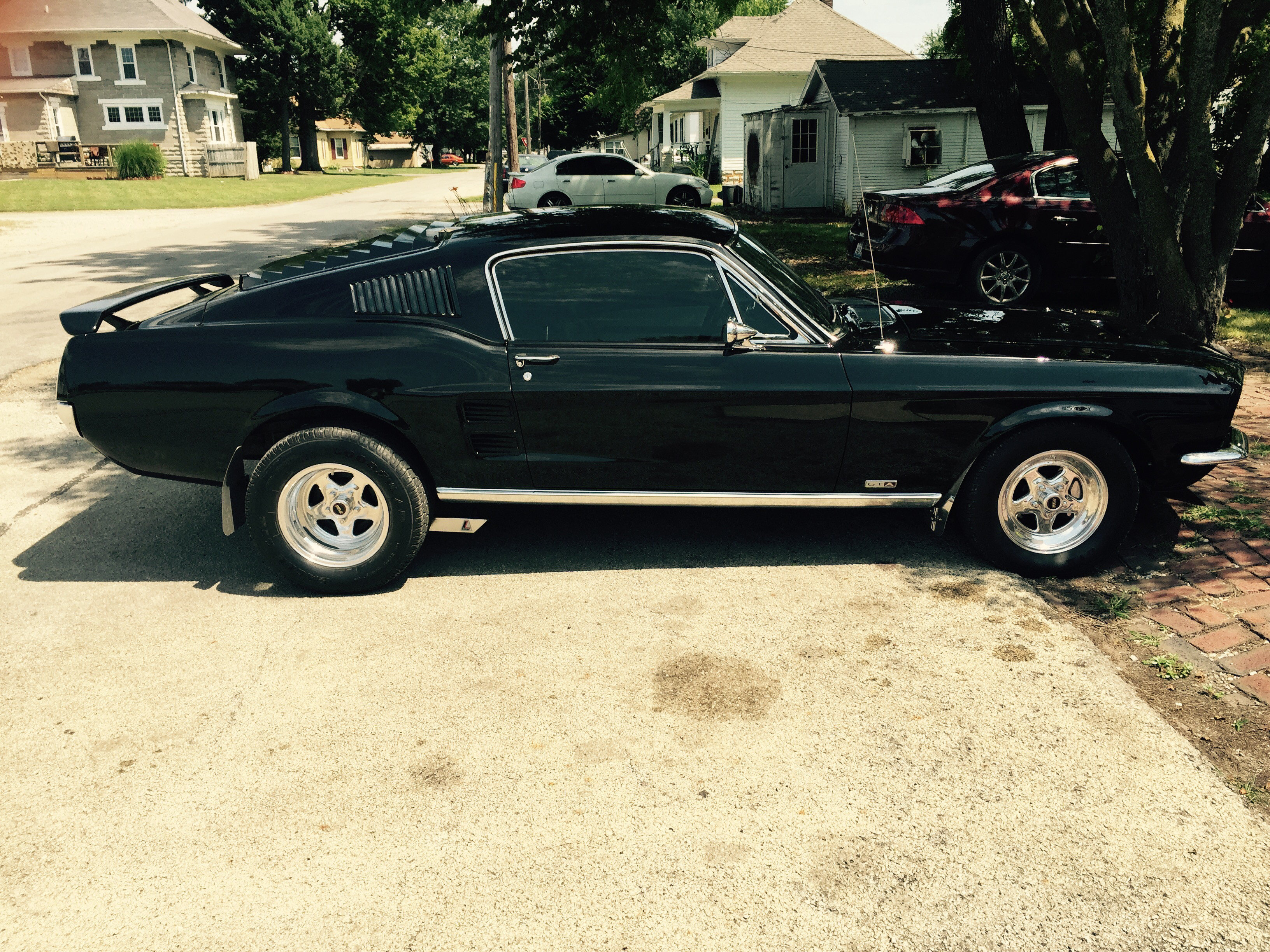 1967 Mustang Fastback 390