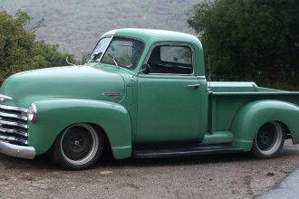 This 1950 Chevy Pickup isn't your grandpa's farm truck